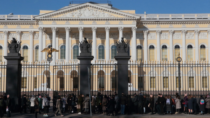 Шедевры Русского музея покажут в Финляндии