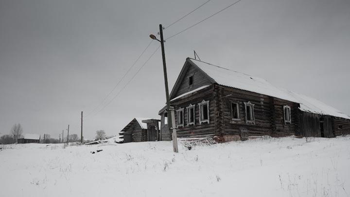 С карты Вологодской области исчезли 13 деревень