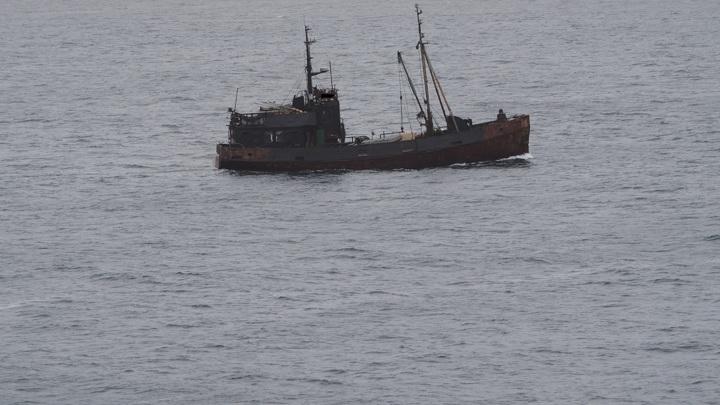 В заповедной зоне акватории Баренцева моря задержали браконьеров