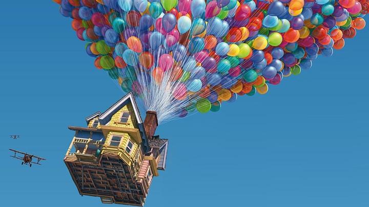 """Студия Pixar создала ремейк мультфильма """"Вверх"""""""