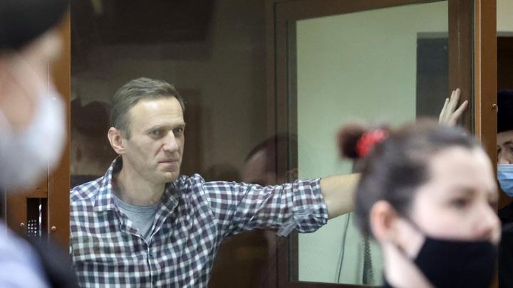 Навальный оштрафован на 850 тысяч