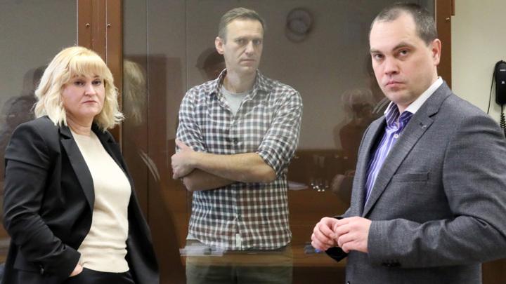 Адвокат подсчитал, когда выйдет Навальный