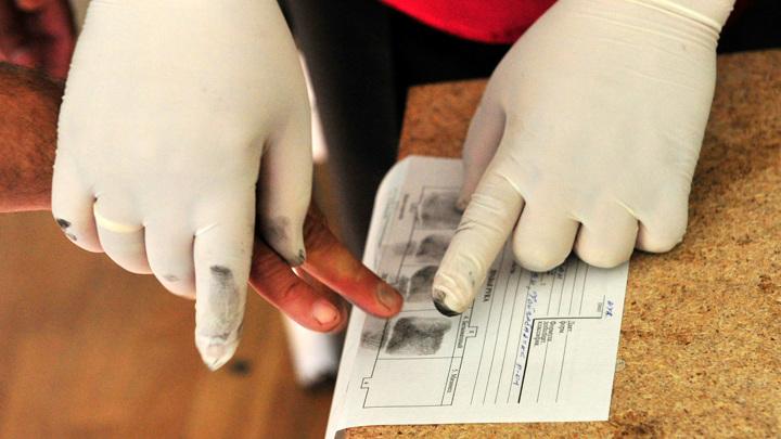 Отпечатки пальцев будут хранить до 100 лет