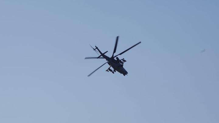 Рухнувший в Курильское озеро Ми-8 поднят на поверхность