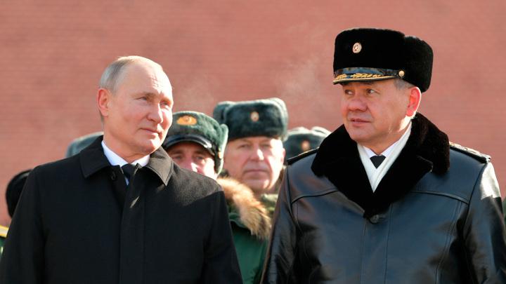 Песков объяснил, почему Путин в мороз не носит шапку