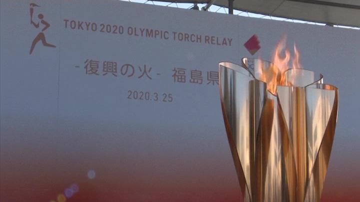 Эстафета олимпийского огня в Японии начнется 25 марта