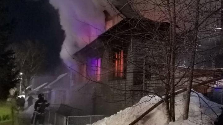 Мужчина с маленьким сыном заживо сгорели в Димитровграде