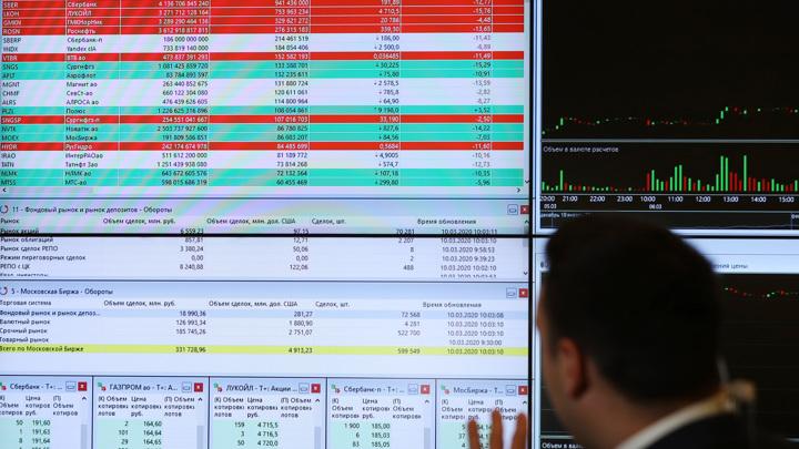 Курс евро в ходе торгов на Мосбирже поднялся выше 89рублей