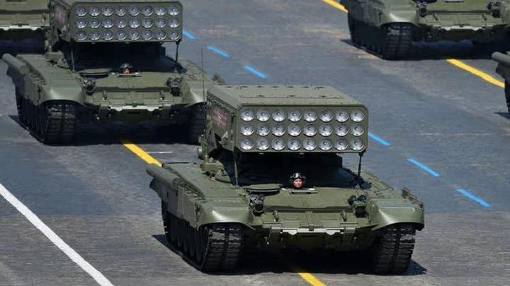 """""""Мотовилихинские заводы"""" готовят к испытаниям новейшую огнеметную машину"""