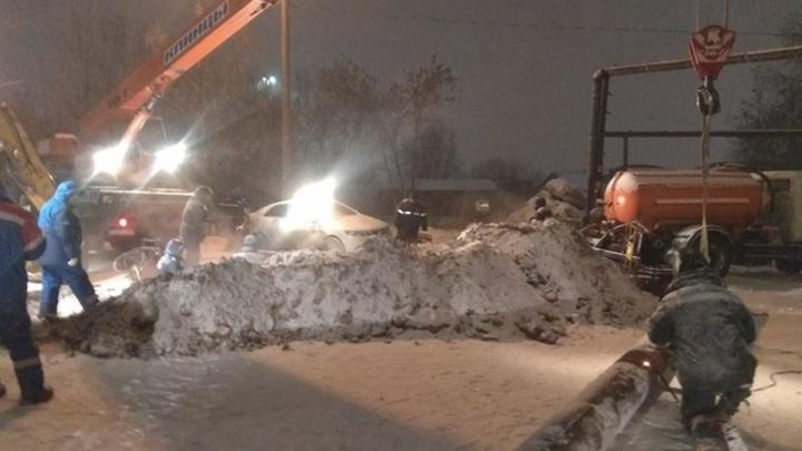 Коммунальный апокалипсис: в Самаре 25 многоэтажных и 19 частных домов остались в ночь без тепла