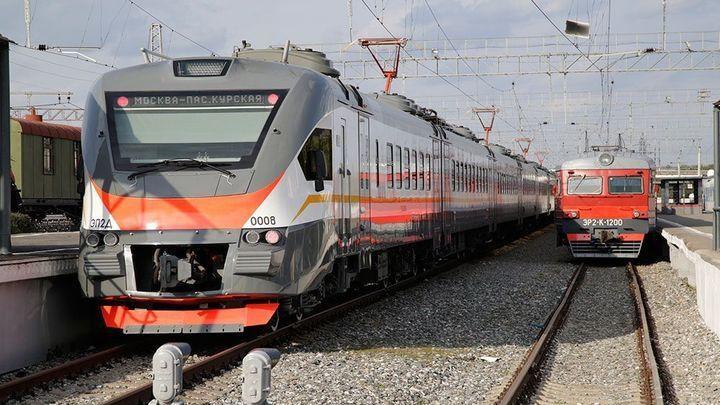 В Тульской области подростки расстреляли поезд