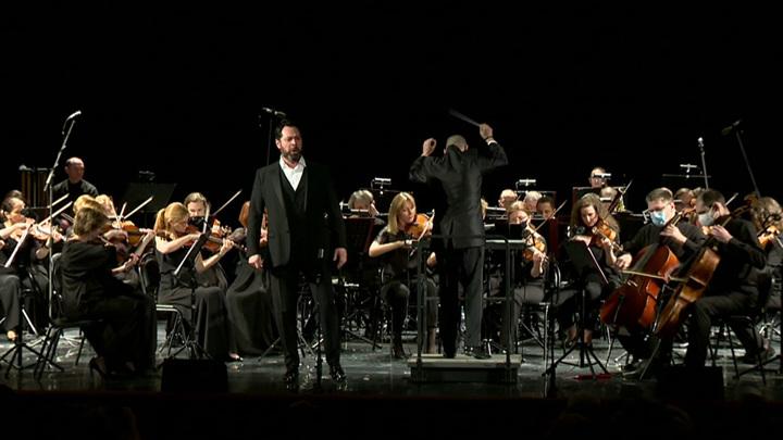 На фестивале Башмета в Сочи прошел вечер классической оперы
