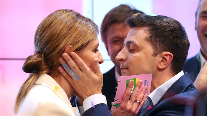 Семья Зеленских не собирается отказываться от недвижимости в Крыму