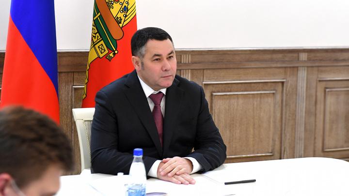 После коммунального ЧП губернатор уволил главу Нелидовского района
