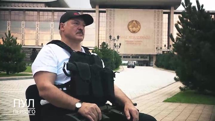 Лукашенко в камуфляже сообщил о срыве покушения на него и детей