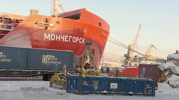 Порт в Заполярье: арктические экспрессы ходят круглый год