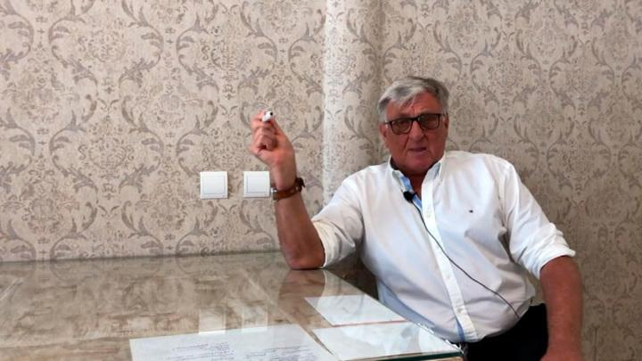 Доктора Блюма отказались экстрадировать в Россию
