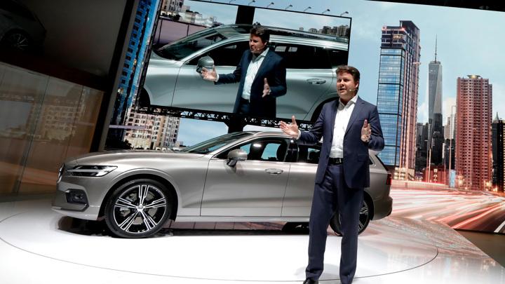 Volvo и Geely отказались от слияния, но объединят разработки
