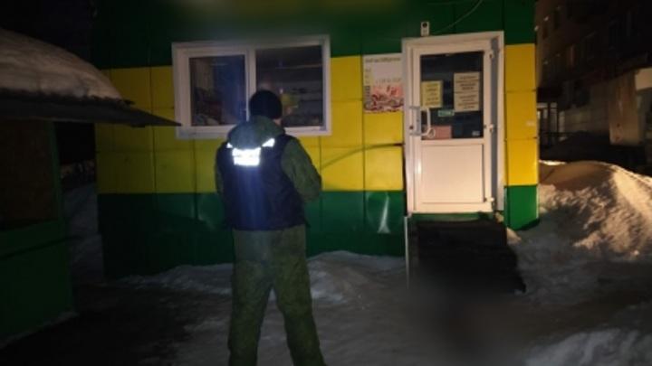 В Вольске на улице насмерть замерз ребенок