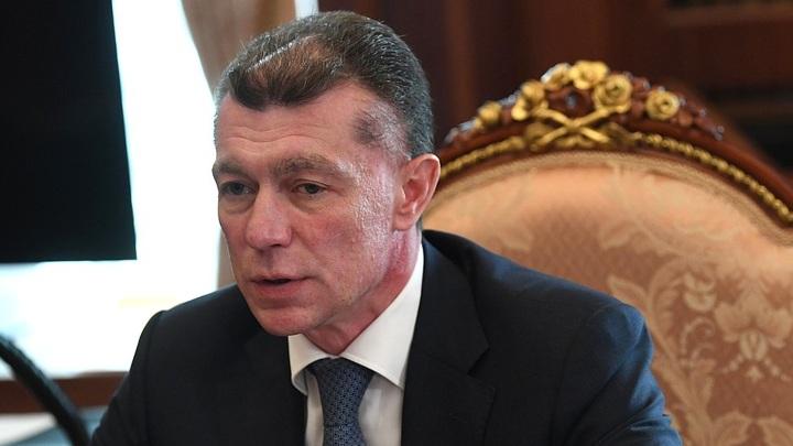Топилин назначен старшим советником главы РЖД