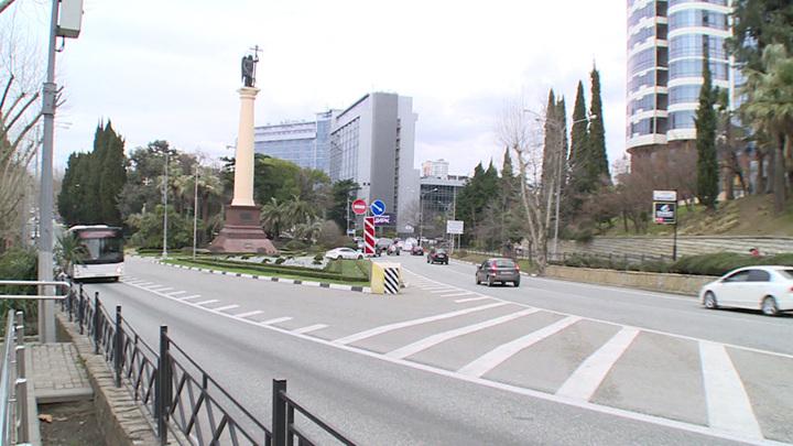 В центре Сочи появится новая большая пешеходная зона