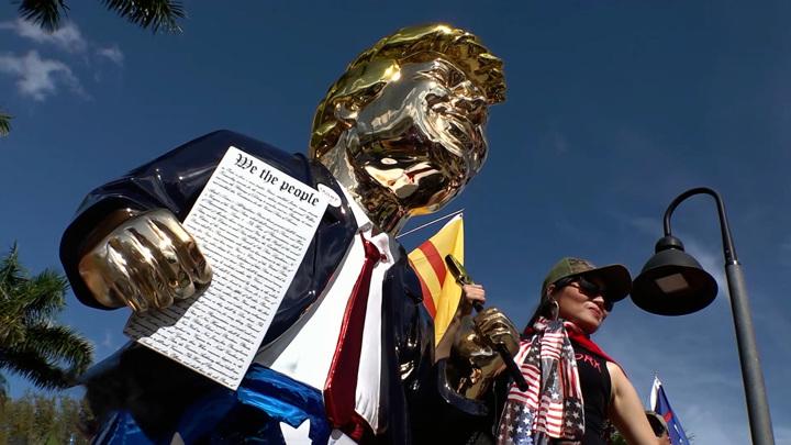 Молчание закончилось: Трамп вернулся, но не узнал Америку