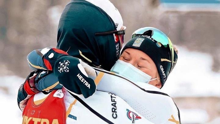 Дальквист запретили целоваться с американским лыжником Болджером