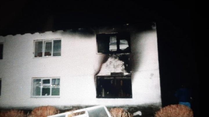 Губернатор взял на личный контроль ситуацию по пожару в Торопецком психоневрологическом интернате