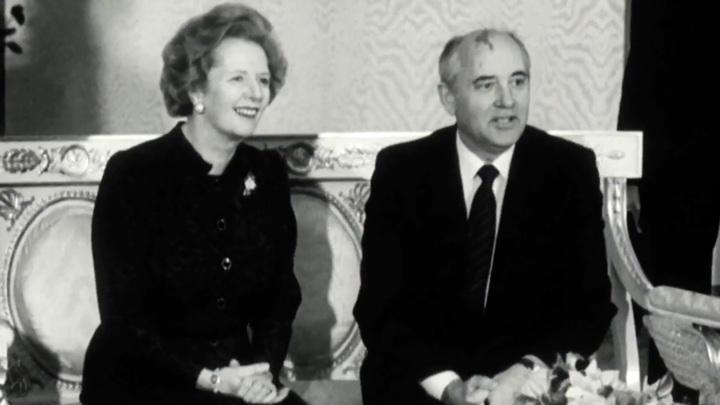 Михаил Горбачев раскрыл остроту дискуссий с Маргарет Тэтчер
