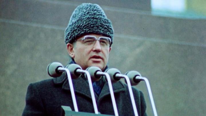 Путин поздравил Горбачева с 90-летием