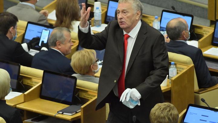 Жириновский уйдет со всех должностей 1 мая 2036 года