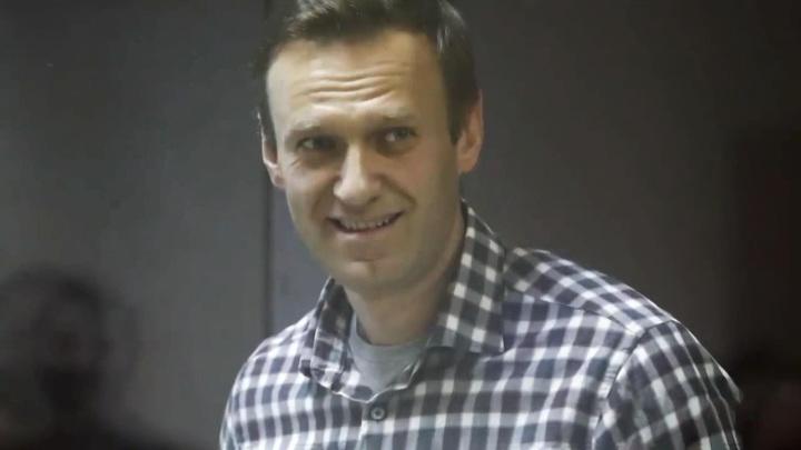 Навальный снова будет есть
