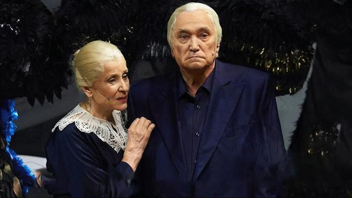 Вдова Коренева гневно высказалась о внебрачных детях актера