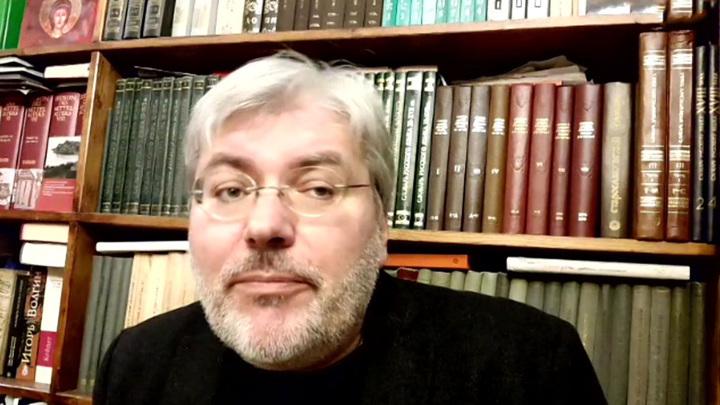 Беседа с писателем Евгением Водолазкиным