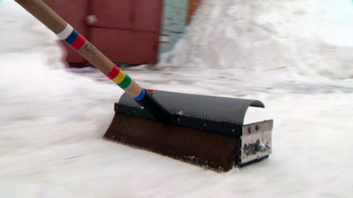Житель Ярославля создал чудо-технику для уборки снега