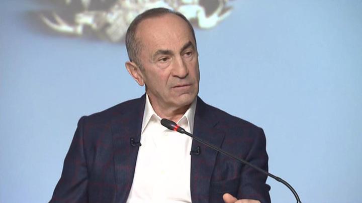 В Армении прекратили уголовное преследование экс-президента Кочаряна