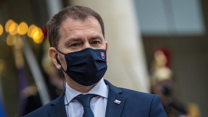 Словацкий премьер извинился за шутку о передаче России Закарпатья