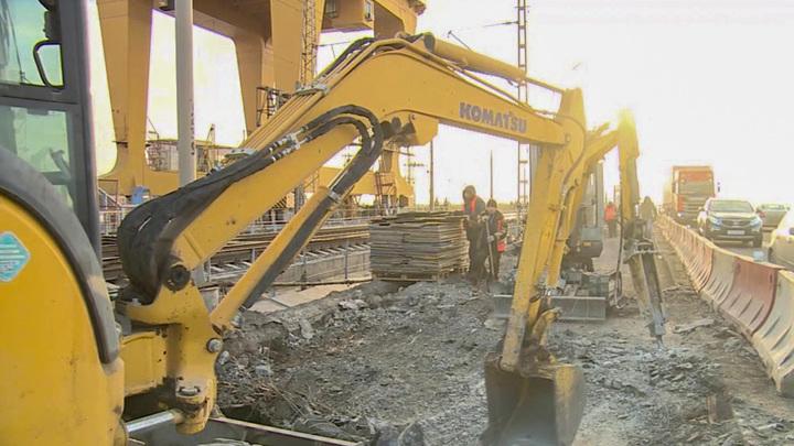 Капремонт моста через Волжскую ГЭС выходит на финишную прямую