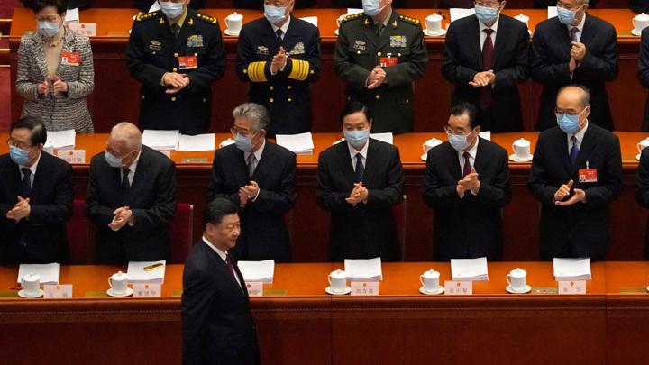 Китай намерен усилить открытость национальной экономики