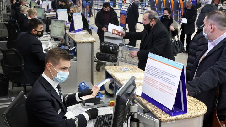 """Платная регистрация в аэропортах: комментарий """"Аэрофлота"""""""