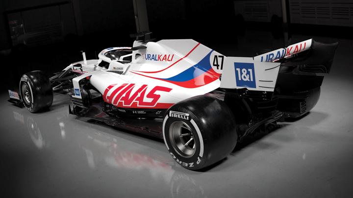 WADA заинтересовалось раскраской болида Haas