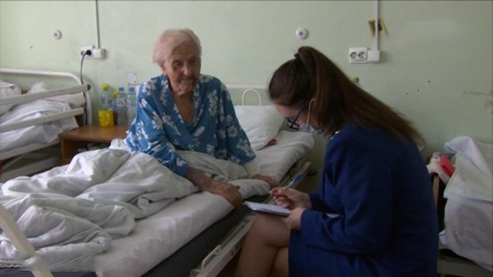 Петербургские следователи займутся делом об избиении 98-летней блокадницы