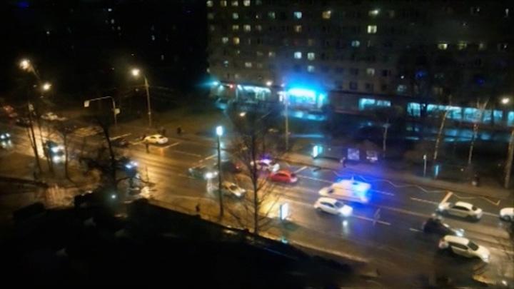В Петербурге водитель, сбивший насмерть двух подростков, отправлен в колонию