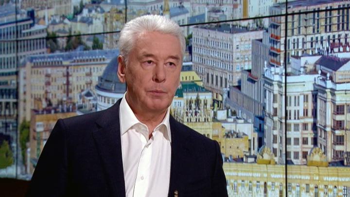 Собянин посоветовал пенсионерам сделать прививку от коронавируса