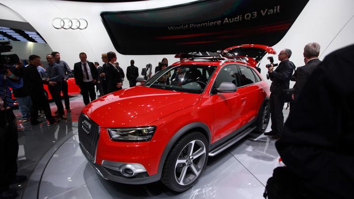 Audi отзовет в России 238 автомобилей Q3