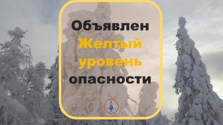 В Самарской области вновь объявлен желтый уровень опасности из-за тумана
