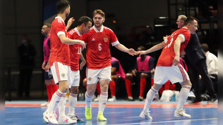 Сборная России по мини-футболу вышла в финальную стадию чемпионата Европы