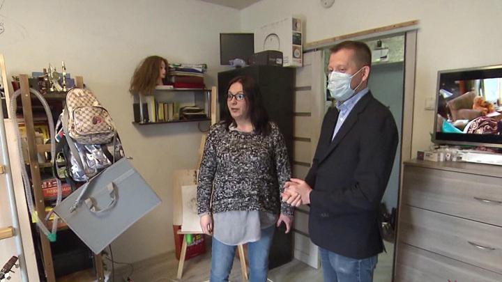 Почему мама с дочкой-инвалидом могут оказаться на улице