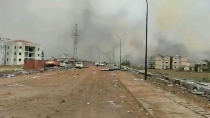 30 человек погибли из-за халатности со взрывчаткой на военной базе