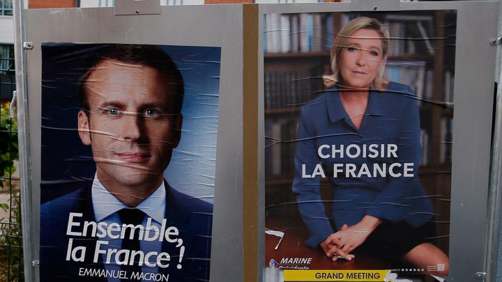 Макрон против Ле Пен: кто выиграл бы сейчас